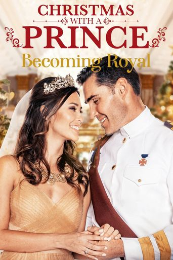 Christmas with a Prince: Becoming Royal Poster