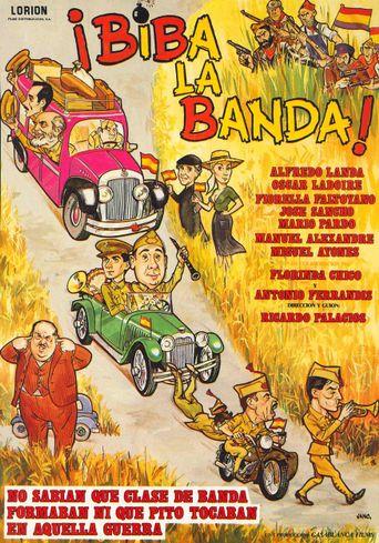 Biba La Banda Poster