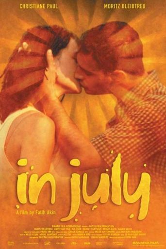 In July Poster