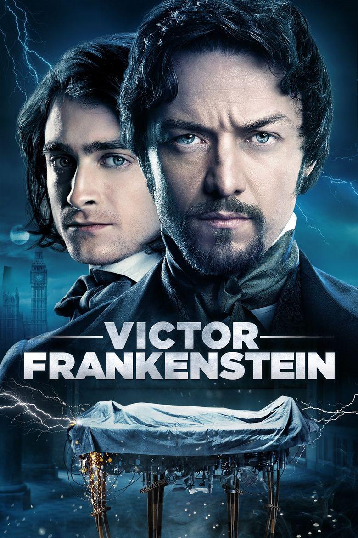 Watch Victor Frankenstein