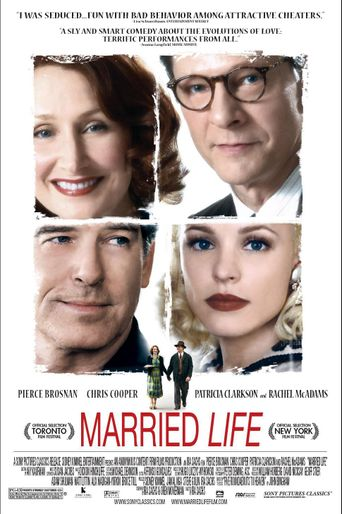 Married Life Poster