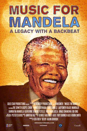 Music for Mandela Poster