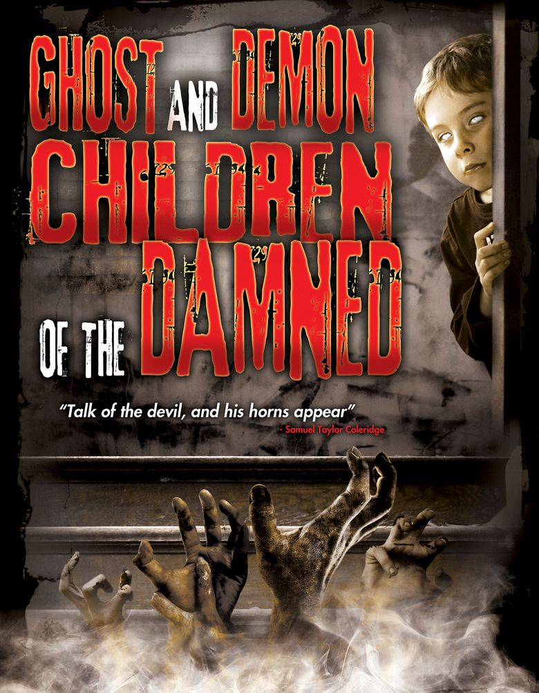 Ghost and Demon Children of the Damned Poster