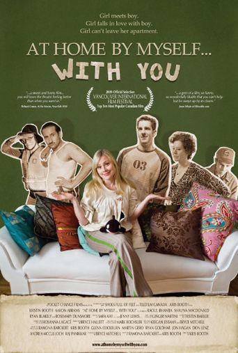 At Home by Myself... with You Poster