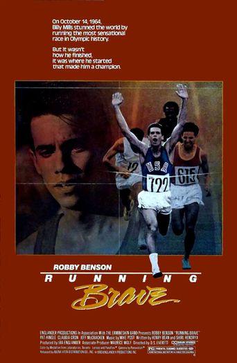 Running Brave Poster