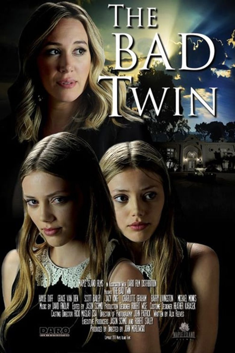 Bad Twin Poster