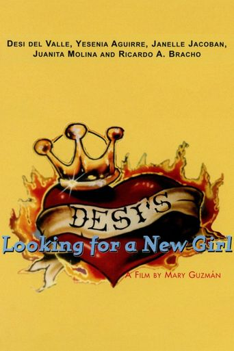 Desi's Looking for a New Girl Poster