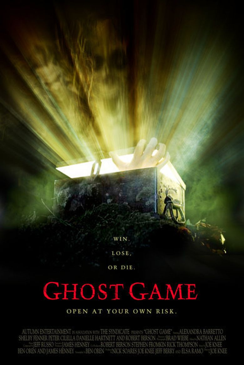 Watch Ghost Game