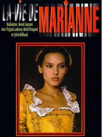 La Vie de Marianne Poster