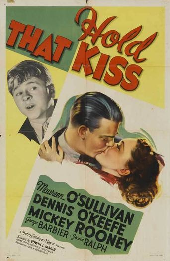 Hold That Kiss Poster