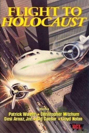 Flight to Holocaust Poster