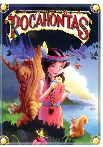 The Adventures of Pocahontas: Indian Princess Poster