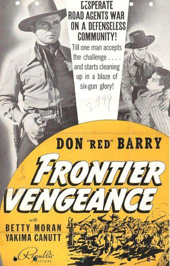 Frontier Vengeance Poster