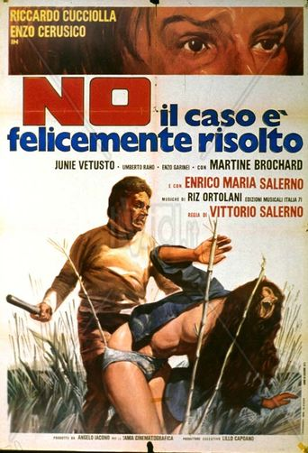 No, the Case Is Happily Resolved Poster