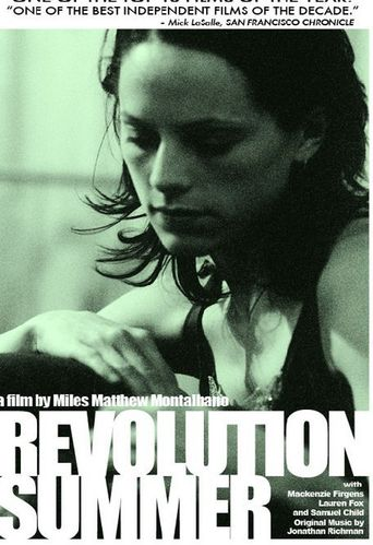 Revolution Summer Poster