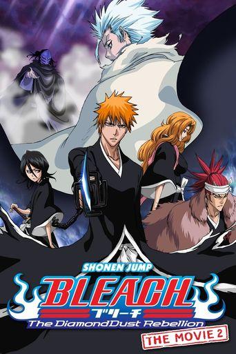 Bleach: The DiamondDust Rebellion Poster