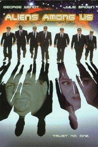 Alien Avengers II Poster