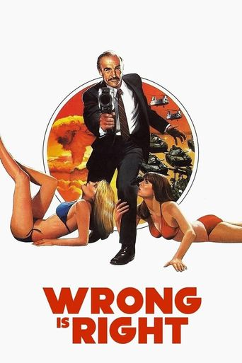Wrong Is Right Poster