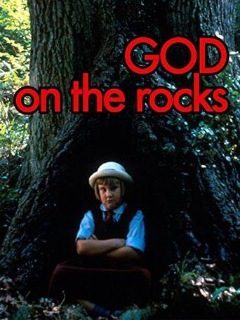 God on the Rocks Poster