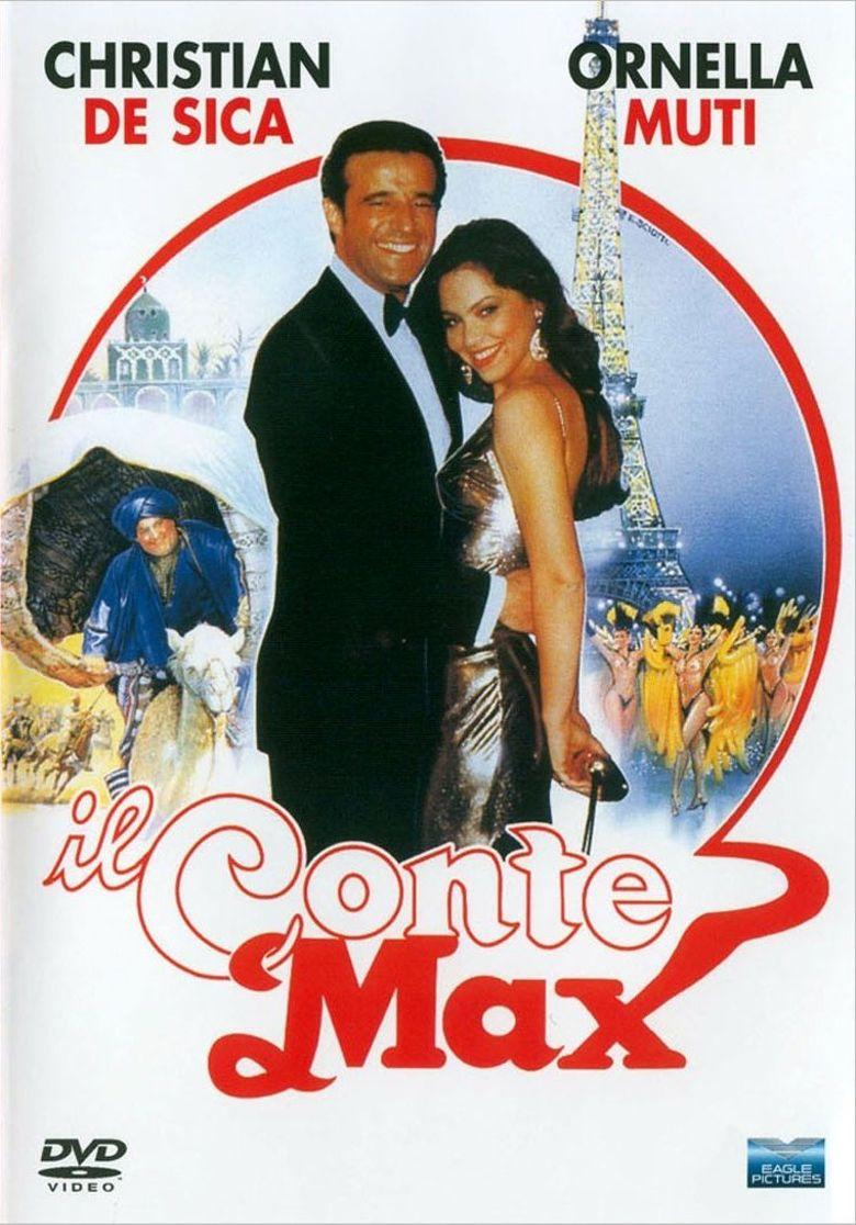 Il conte Max Poster