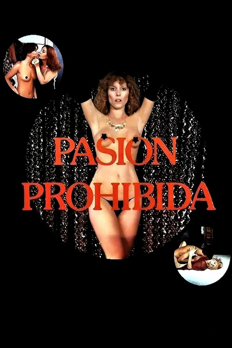Forbidden Passion Poster