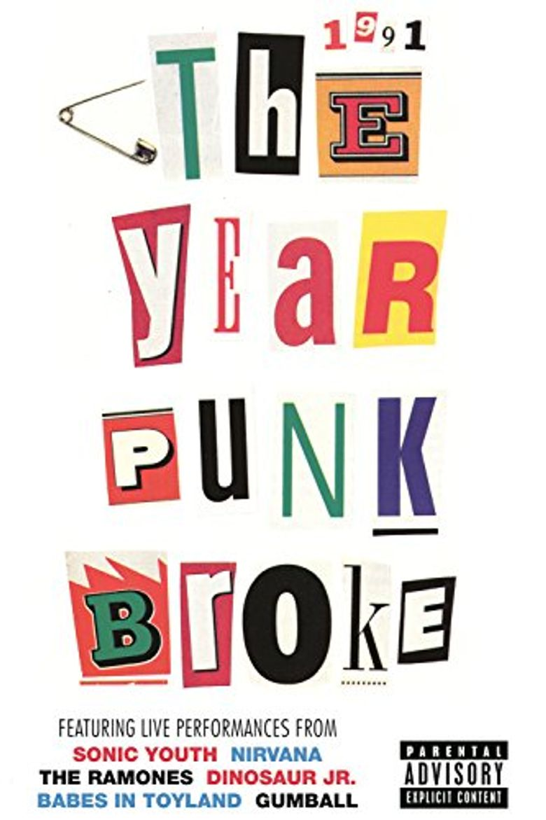 1991: The Year Punk Broke Poster