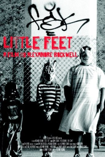 Little Feet Poster