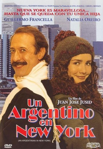 An Argentinian in New York Poster