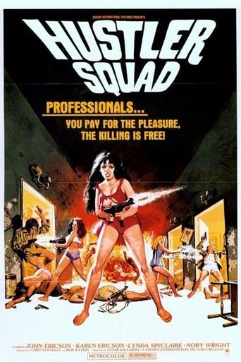 Hustler Squad Poster