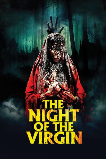 The Night of the Virgin Poster