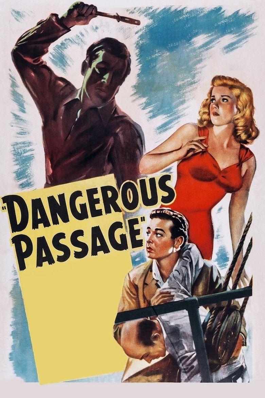 Dangerous Passage Poster