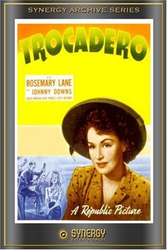 Trocadero Poster