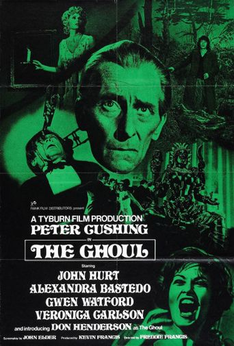 The Ghoul Poster