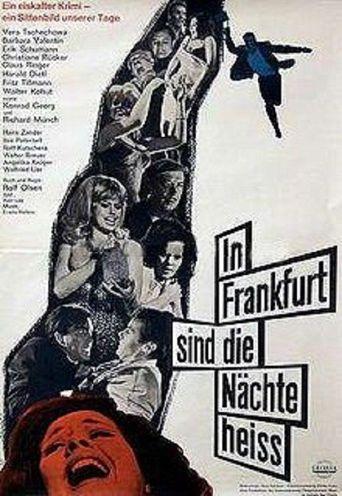 Hot Nights in Frankfurt Poster
