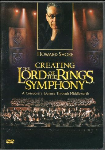 Creating the Lord of the Rings Symphony Poster