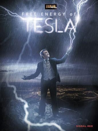 Tesla's Free Energy, the Race to Zero Point Poster