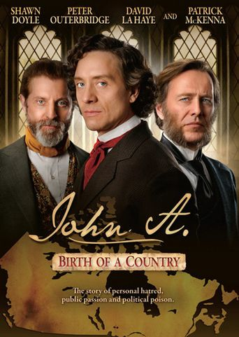 John A.: Birth of a Country Poster