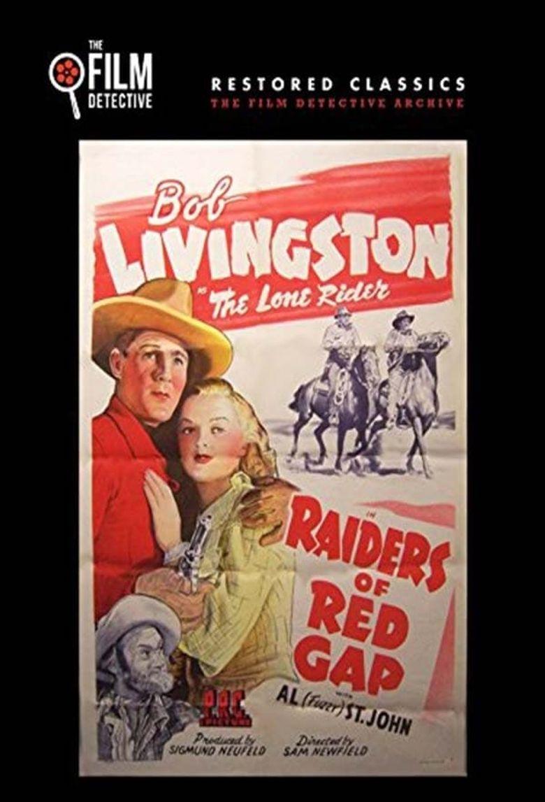 Raiders of Red Gap Poster