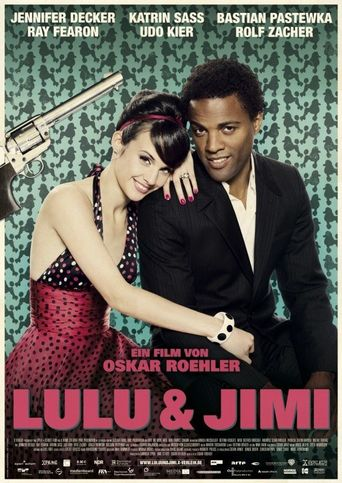 Lulu and Jimi Poster