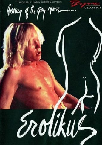 Erotikus: A History of the Gay Movie Poster