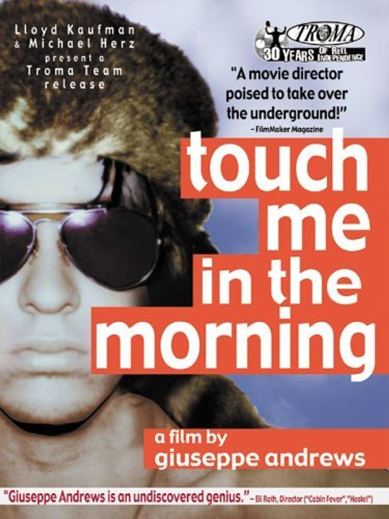 Touch Me in the Morning Poster