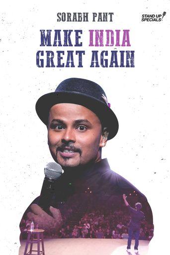 Sorabh Pant: Make India Great Again Poster