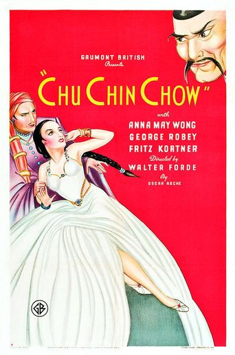 Chu Chin Chow Poster