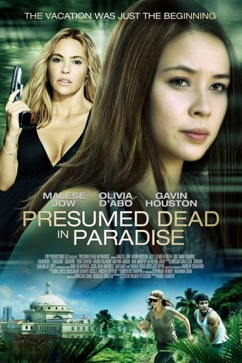 Presumed Dead In Paradise Poster