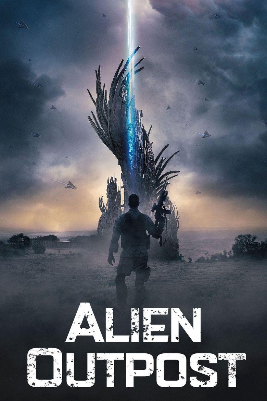 Alien Outpost Poster