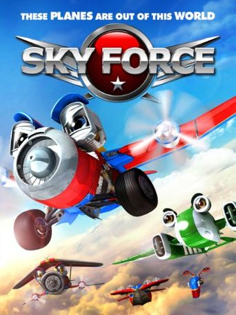Sky Force 3D Poster