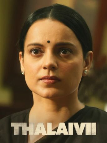 Thalaivi Poster