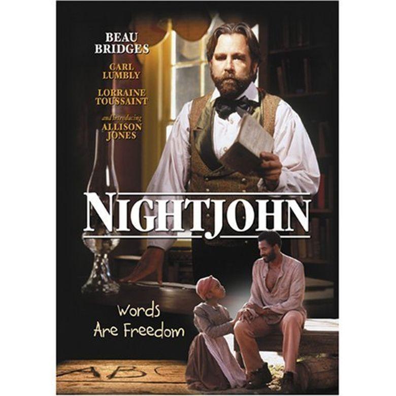 Nightjohn Poster