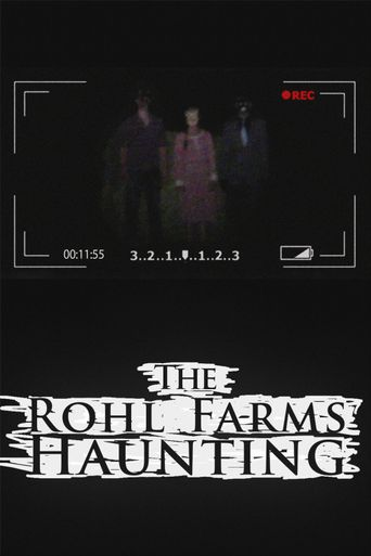 The Rohl Farms Haunting Poster