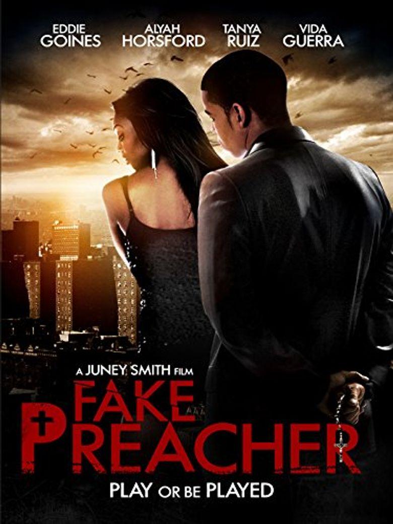 Fake Preacher Poster